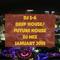 DJ S-6 DEEP HOUSE/FUTURE HOUSE DJ MIX JANUARY 2018