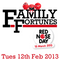 OMG Presents Family Fortunes for Comic Relief