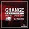 Change chapter one with Aldrin