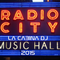 La Cabina DJ, Radio City (MUSIC HALL) VLC