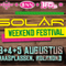 Oliver Way @ Solar Weekend 2012 (after party tent)