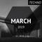Simonic - March 2019 // Techno Mix
