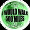 onLandRadio #18: I would walk 500 miles