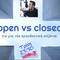 Open Vs Closed #7 Οικονομία/Υγεία