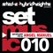 Sted-E & Hybrid Heights Set Music Radio Episode 10 Featuring Guest Mix by Angel Manuel