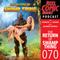 Reel Comic Heroes 070 - The Return of Swamp Thing with Warner Swopes