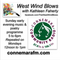 Connemara Community Radio - 'West Wind Blows' with Kathleen Faherty - 13jan2019