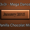 Mega Dance Hits 2015 (Vanilla Chocolat Mix)
