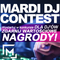 MARDI DJ CONTEST KEEPER