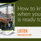 Episode 157 - How to know when your lead is ready to buy