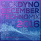 December 2016 Techno Mix