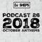 DJ SHEPS PODCAST 26-2018