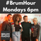 #BrumHour featuring Fleur East and X aka Marc Spelmann at Bravery to the Bell launch (17/06/2019)