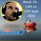 Radio Caroline early breakfast with Terry Hughes - 13th to 17th Sept 2021 - all 5 shows