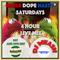 Super Dope Nasty Saturdays @ Plough & the Stars [8-12-17]