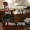 Cafe Mancuso, Bordeaux, France. 3 November 2018 (part II)