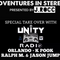 ADVENTURES IN STEREO with UNITY RADIO