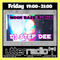 Moon Base Alpha With Stef Dee Live on Utter Radio 014