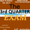 The 3rd Qtr. Exam (Back To School Vol. 101-5) Slow Groove Studies