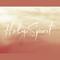 Holy Spirit - Part-3 - 2018-10-28