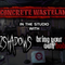 Concrete Wasteland Episode 37 - In The Studio w/ 2 Shadows and Bring Your Own Bodies