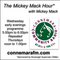 Connemara Community Radio - ''The Mickey Mack Hour' with Himself - 7nov2018