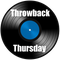 Throwback Thursday 11th October 2018