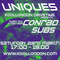 UNiQuEs PRESENTS   SATURDAY's KOOL LONDON DRIVE TIME  SPECIAL GUEST SESSIONS  WITH CONRAD SUBS