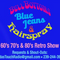 Blue Jeans, Bell Boittoms, & Hairspray Reggae, Male & Female Artists with TEZ June 13th 2020