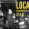 Local Life Discoteque at Barista Chelmsford 27/4/19