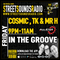 In The Groove with Cosmic, TK & Mr H 2100-2300 15-10-2021