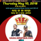 King YK and King James Appearance on the Lady Flava Show on Lady Flava Radio Network