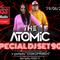 Special Dj set 90s radio KISS - The Atomic