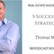 210 - 5 Successful Strategies with Thomas Mello