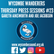 Wycombe Wanderers Thursday Press Session #23 Gareth Ainsworth and Joe Jacobson