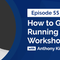 How to Get Hired To Deliver Corporate Workshops and Trainings
