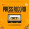 DJ MIKE - PRESS RECORD - 90'S VS 2000'S HIP-HOP/R&B