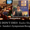 276  Sandra's Symposium Experience & Living the Miraculous Speech