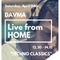DAVMA @ Live From HOME - TECHNO CLASSICS - Quarantine (04-04-20)