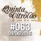 Quinta do Vitrolão #063 - 09.06.2016