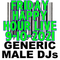 (Mostly) 80s & New Wave Happy Hour - Generic Male DJs - 9-10-2021