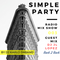Simple Party 003 (Dj Karlo DaBand Mix Show) (Guest Mix Dj JL Lopez Back 2 Back)
