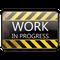 Work in progress By Elektro Chock'