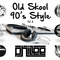 Old Skool 90's Style - Vol 2