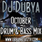 DJ Dubya - October Drum & Bass  Mix 2013 - www.urbanbeatztv.com