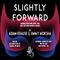 Adam Krause & Jimmy Moksha - Live at Slightly Forward - Club 415, Omaha - Aug 26, 2017
