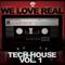 DJ JUNIOR SELEKTAH - WE LOVE REAL TECH-HOUSE SESSION 1
