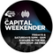 The Capital Weekender with Ministry of Sound - 20th October 2018