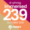 d-phrag - Immersed 239 (October 2018)