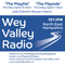 The Playlist Wey Valley Radio